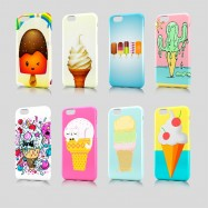 Funda iPhone Helados
