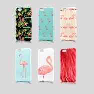 Funda iPhone Flamencos