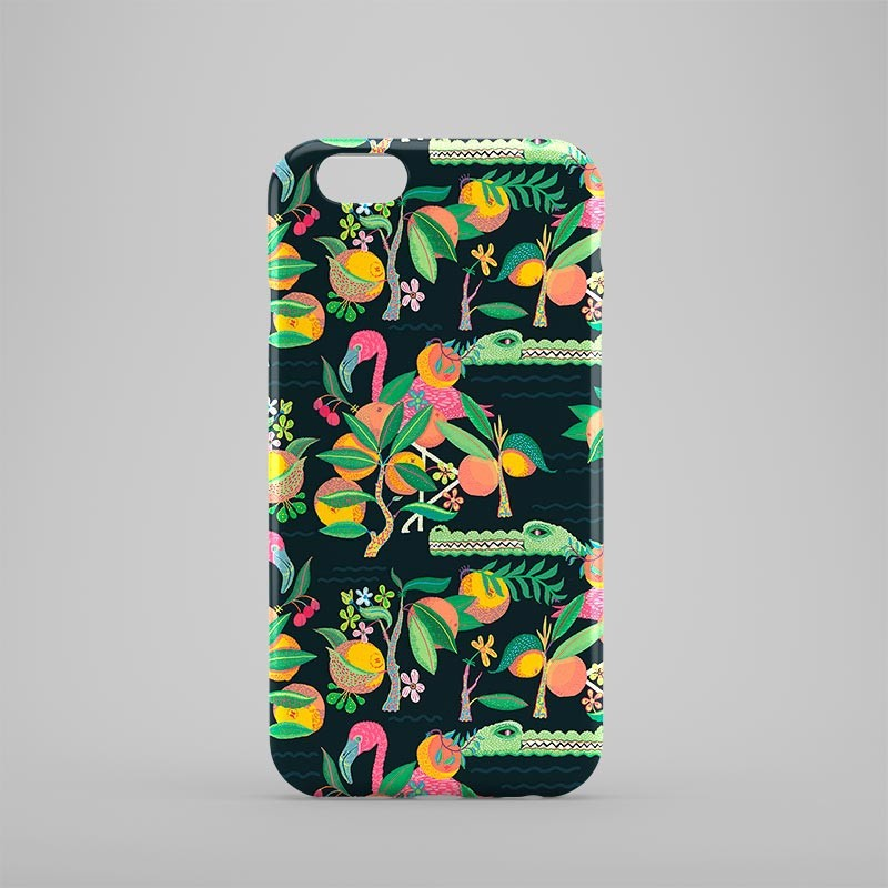 carcasa flamencos iphone 6 plus