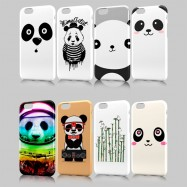 Funda iPhone Pandas