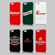 Funda iPhone Marcas de Cervezas