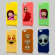 Funda iPhone Emoji WhatsApp