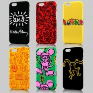 Funda iPhone Keith Haring