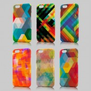 Funda iPhone Colores Funky