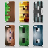 Funda iPhone Minecraft