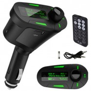 MP3 mechero coche transmisor radio