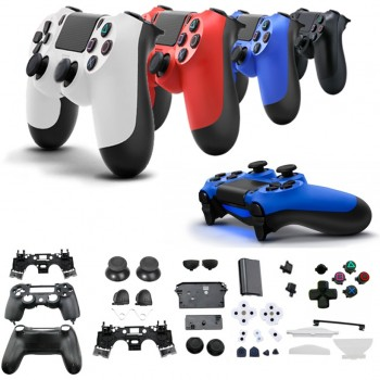 Cambiar de Color Mando PLAYSTATION 4 PS4 kit reparación