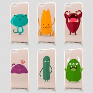 Funda iPhone Monstruitos