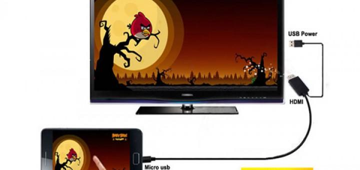 58263cb1af3 Cómo conectar tu móvil a la televisión??