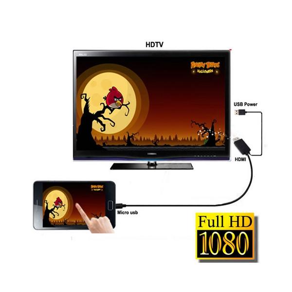Mhl Conecta Tu Movil A La Televisi 243 N Tutiendastore Es