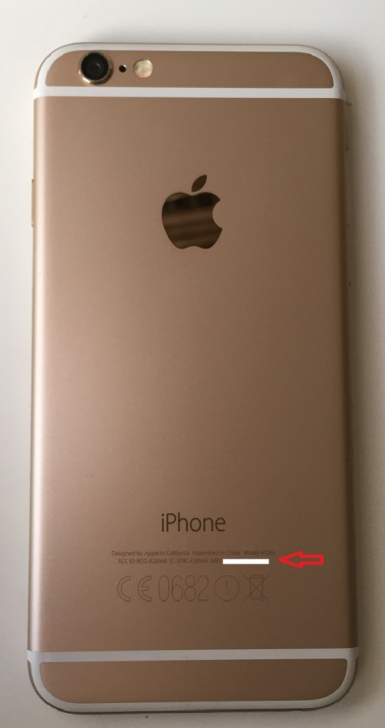 iphone 4s codigo de desbloqueo donde esta