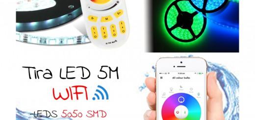 tira-led-5-metros-wifi-rgb-5050-smd-mando-wifi-controlador-wifi-adaptador-de-corriente-resistente-al-agua