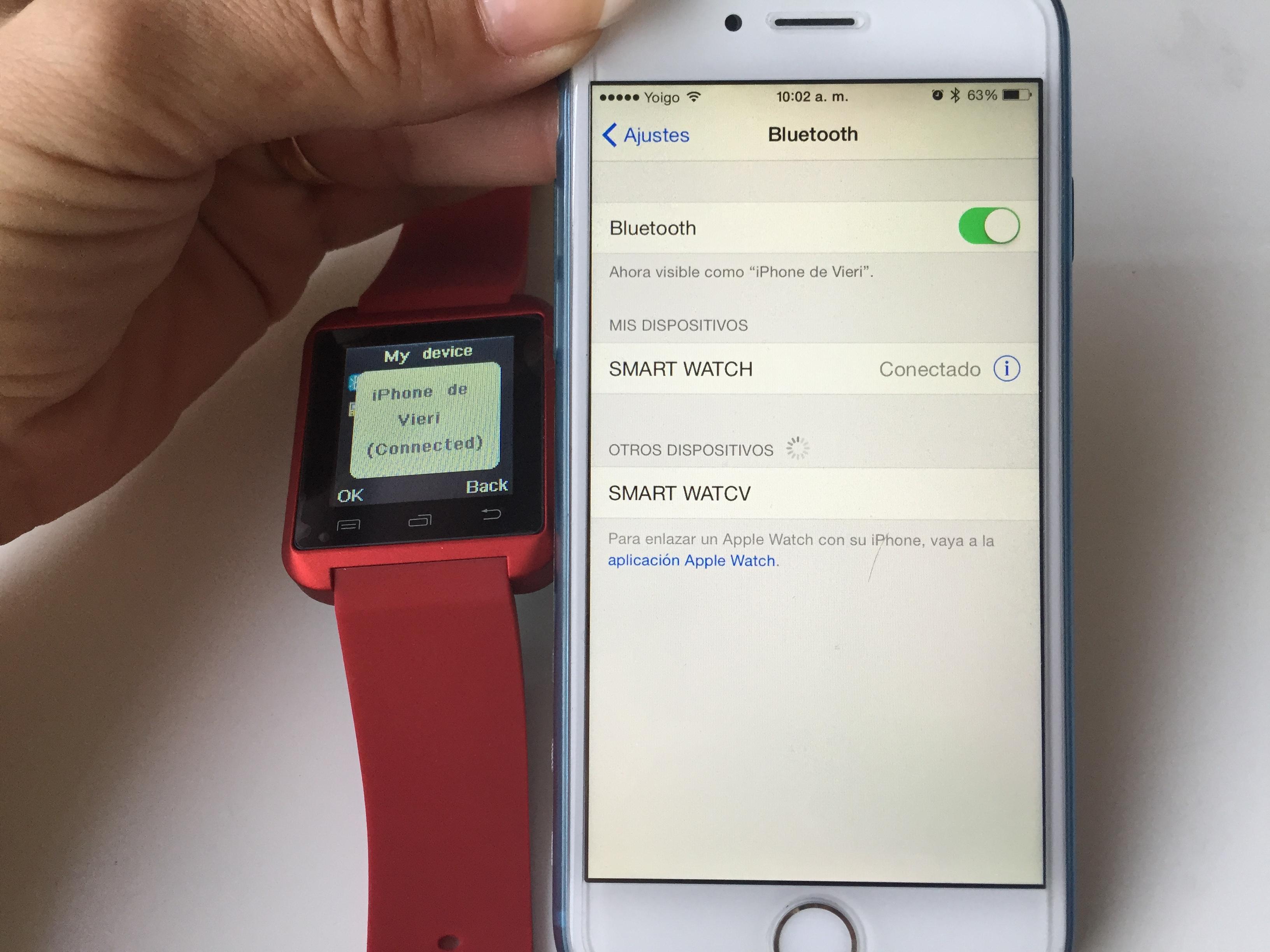 0d4c9d0b1cd 3- Configuración del reloj  Selecciona el icono de configuración