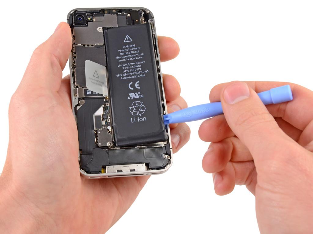 Cambiar Placa Base Iphone