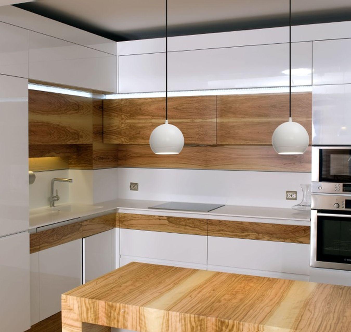 Iluminacion Led Cocinas Que Necesito Tutiendastorees - Luces-cocina