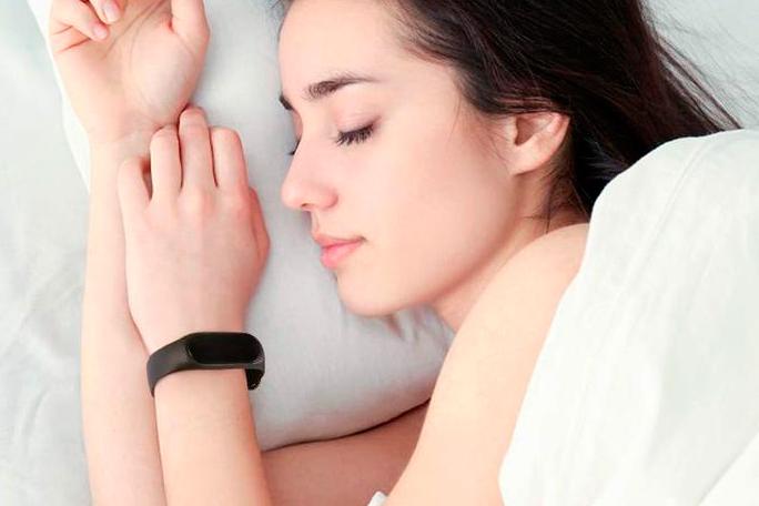 Pulsera de actividad M3 control del sueño de calidad